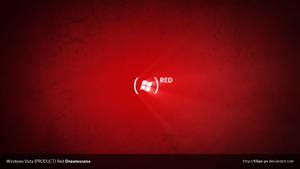 Windows Vista PRODUCT Red