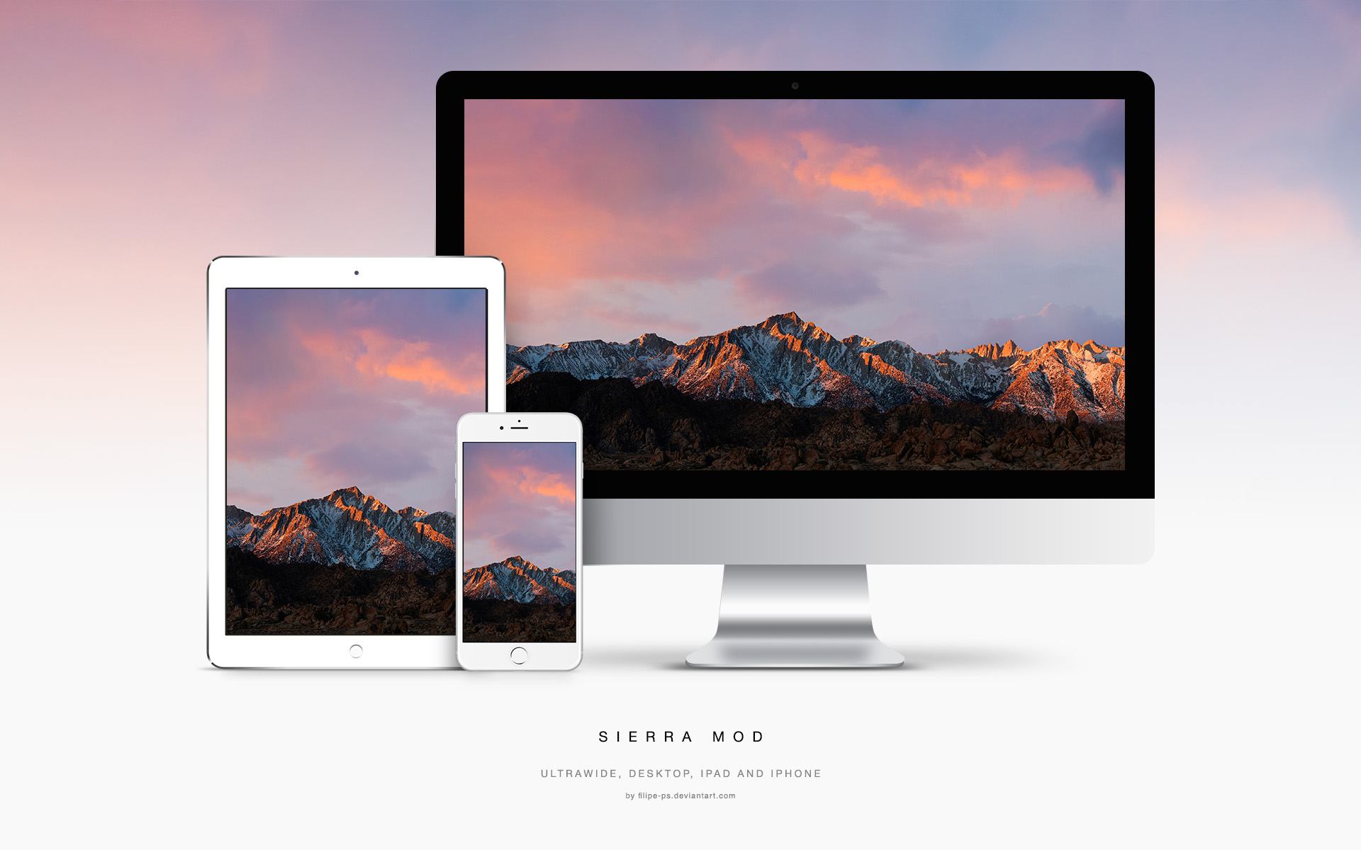 Sierra Mod Wallpaper by filipe-ps