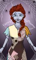 Elsa as Sally