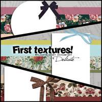 My first textures. by mylightbluesky