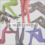 18 Tights on Png.