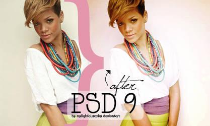 PSD 9 by mylightbluesky