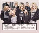 [Pack PNG #106] HYUNA