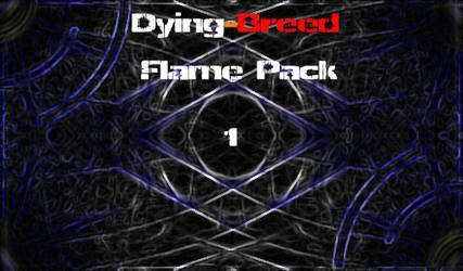 Dying-Breed Flame Pack 1 by Dying-Breed
