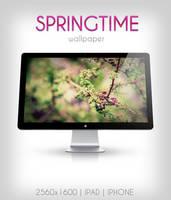 Springtime by thegoodnesrus