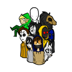 Slenderverse cover (THIS IS OLD AAAA)