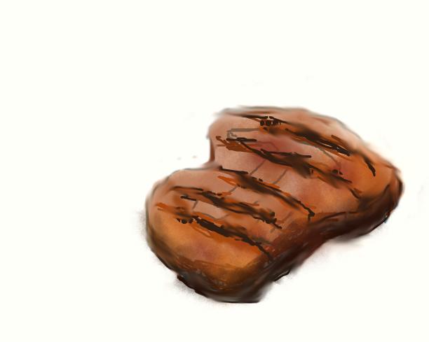 Steak by autogestion