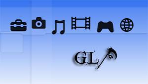 GL - Original psp theme Black by GrimLink