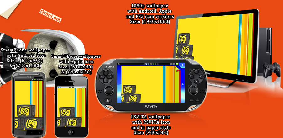 Persona 4 Mayonaka TV Wallpaper Pack by GrimLink on DeviantArt