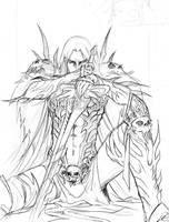 Lords of War .:Azazel:.steps by Orpheelin