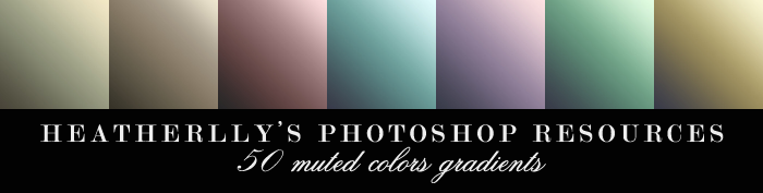 Muted Gradients