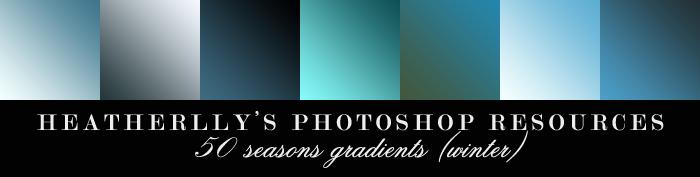 Winter Gradients by Heatherlly