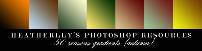 Autumn Gradients by Heatherlly