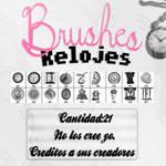 +Brushes Relojes
