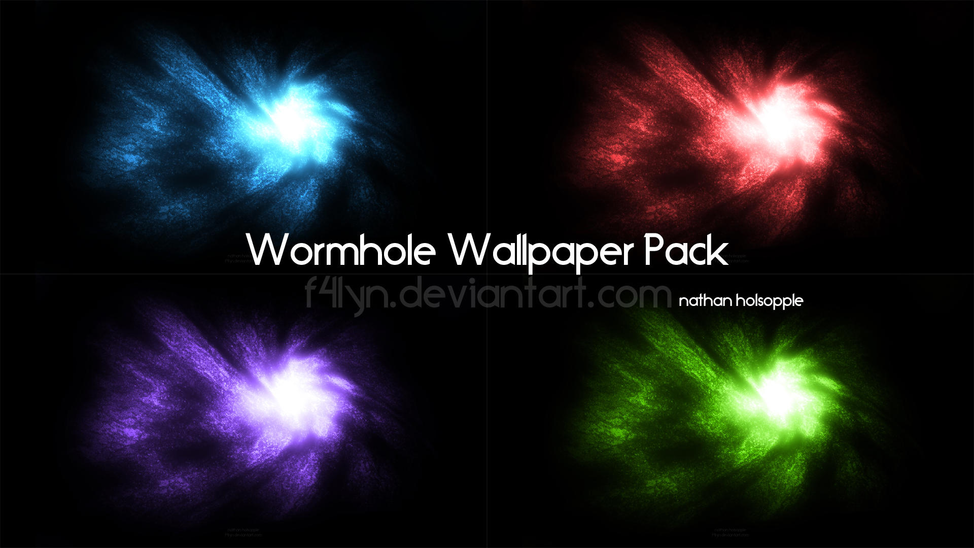 wormhole wallpaper pack by f4lyn d410kh9 Wallpaper pack 9