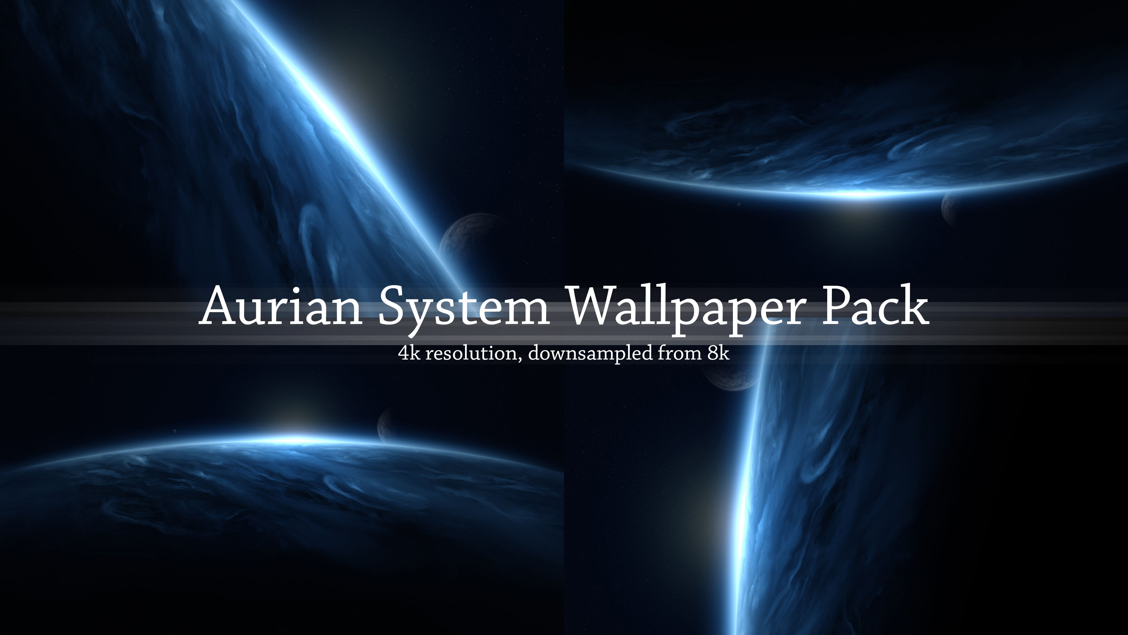 Aurian System by Starkiteckt
