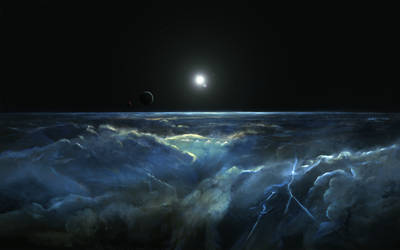 Stormy Atmosphere of Merphlyn - HQ TIF by StarkitecktDesigns