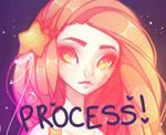 Process Gif: Sea Foam