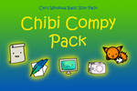 Chibi Compy Icon Pack