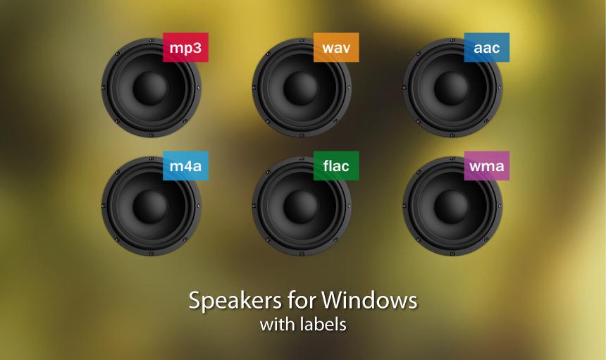 Speakers for Windows by mininudoidu