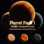 PNG Planet Pack 1
