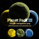 PNG Planet Pack 3