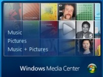 Mediacentergadget windows7 XP by PeterRollar