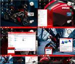 Win7 Ducati theme for XP