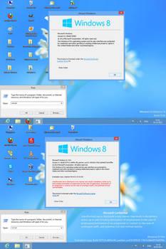 Windows8 About Windows box