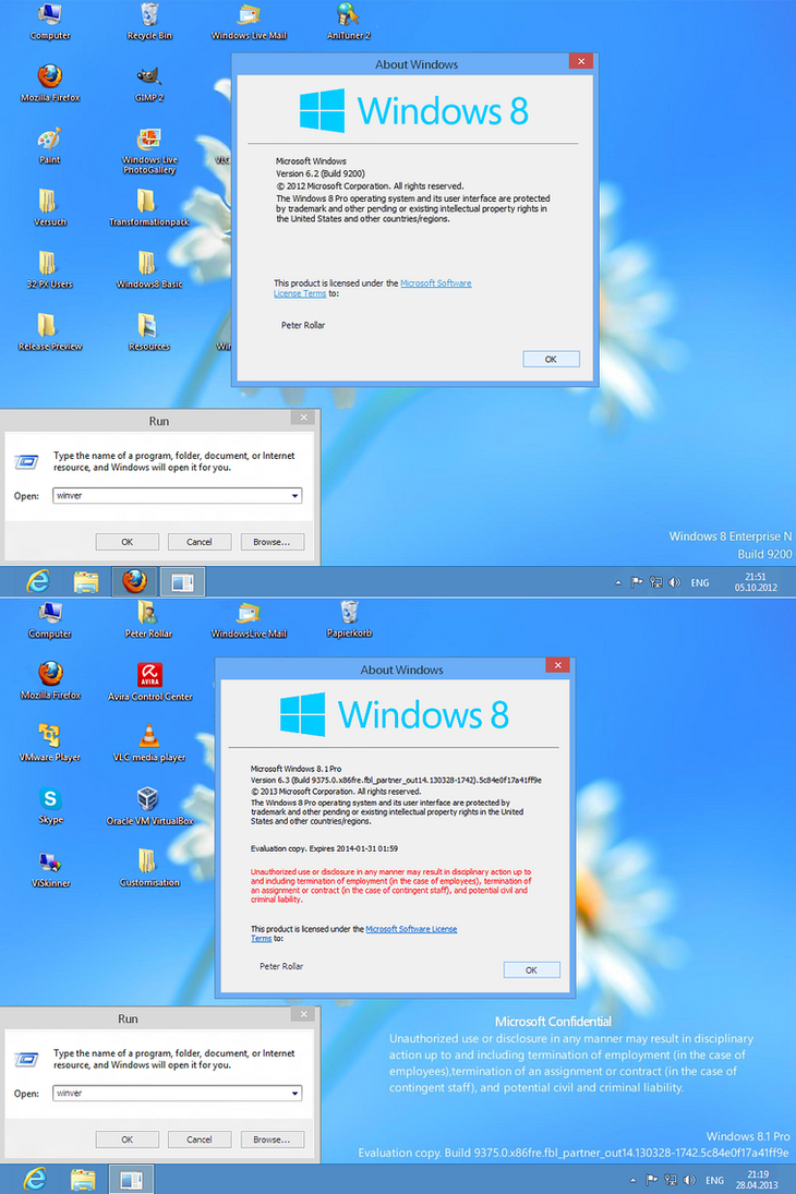 Windows8 About Windows box by PeterRollar