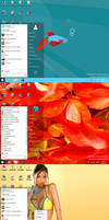 Startmenu for Windows8 Consumer Preview