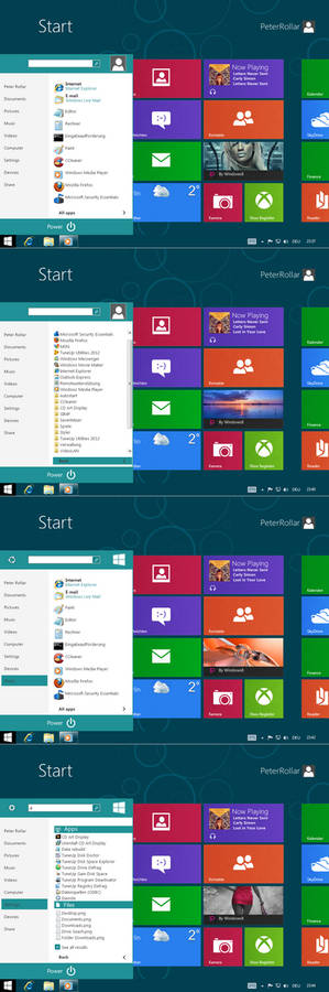 Windows8 startmenu new V2