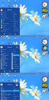 Windows8 blue start