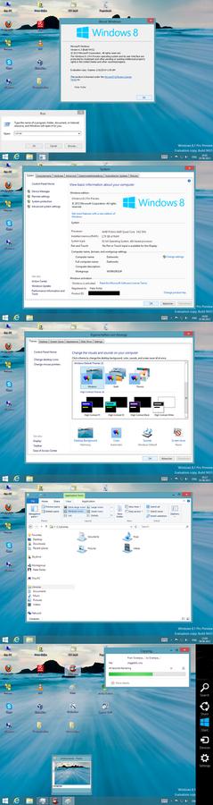 Windows 8.1 Transformationpack