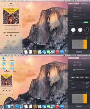 Yosemite OSX notification center for all Windows