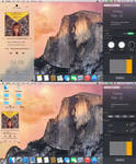 Yosemite OSX notification center for all Windows