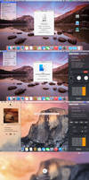 OSX Yosemite transformation complete for Windows