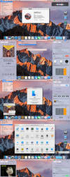 Best Macos Sieera customization for all Windows OS by PeterRollar