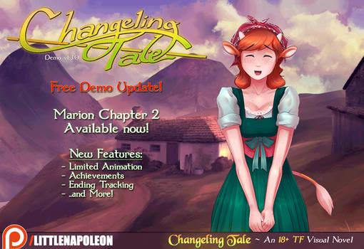 Changeling Tale - v1.3 Demo Update!