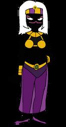 MHA Halloween: Shihai/Queen Tyr'ahnee