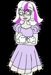 Junko and baby snowballs