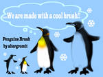Penguins Brush