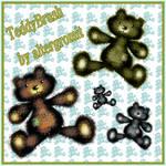 TeddyBrush