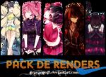 Pack de Renders 01