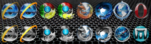 Solace Browser Icons