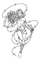 Wonder Girl - DCnU by JamieFayX