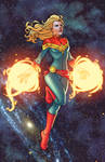 Captain Marvel - SotoColor