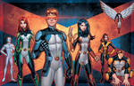 All-New X-MEN - Colored