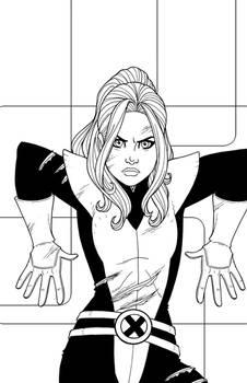Kitty Pryde - Uncanny X-MEN #168