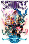 Sentinels Anthlogy 2 Cover